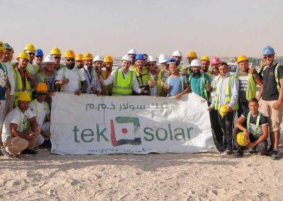 Tek Solar About us cover