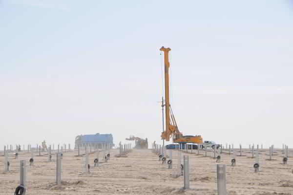 Al Maktoum Solar Park Phase III Plot B