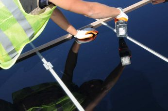 Tek Solar mechanical installation