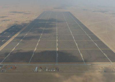 Tek Solar Al Maktoum phase III plot A