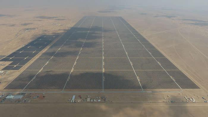 Al Maktoum Solar Park Phase II