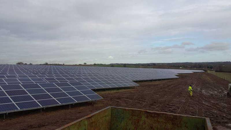 Ashby Solar Park