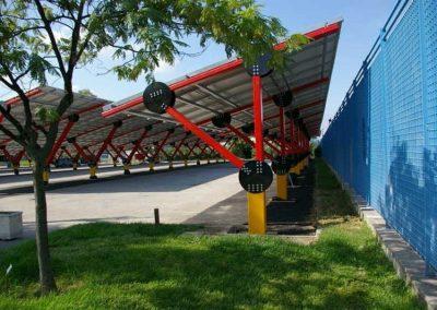 Tek Solar Elasis Parking