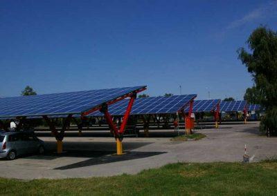 Tek Solar Car Park Elasis