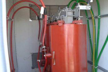 Tek Solar electrical installation