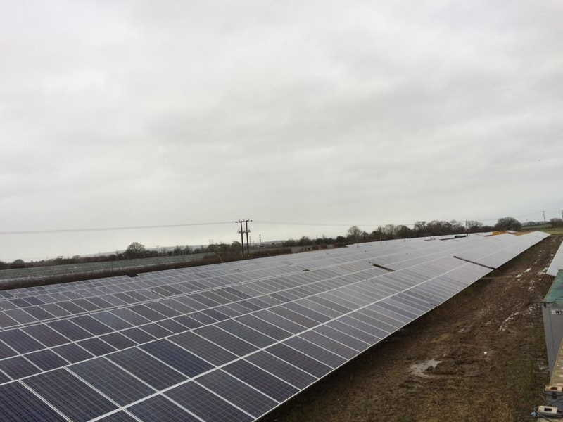 Marsh Farm Solar Park