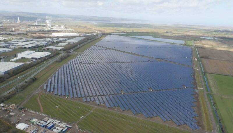 Shotwick Solar Park