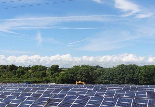 West Hall Solar Park