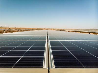 Ben Ban Solar Park