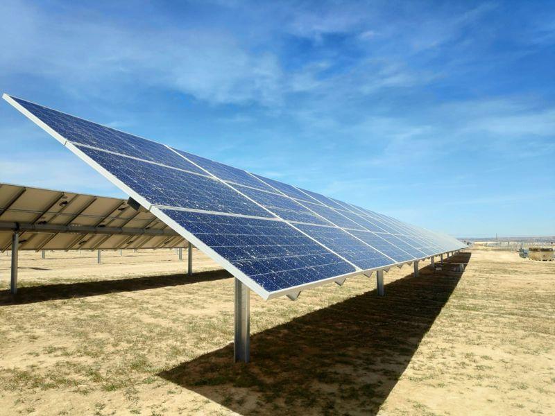 Hazana Solar Park