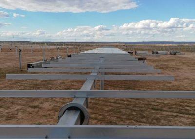 TekSolar Hazana Solar Park