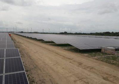 Tek Solar Penonomè Solar Plant