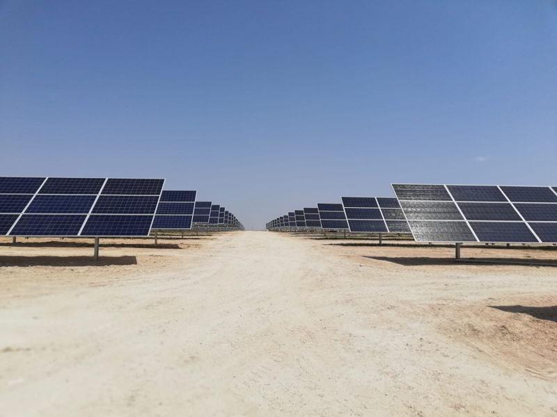 Talento Solar Park