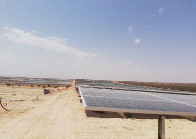 TekSolar Talento Solar Park