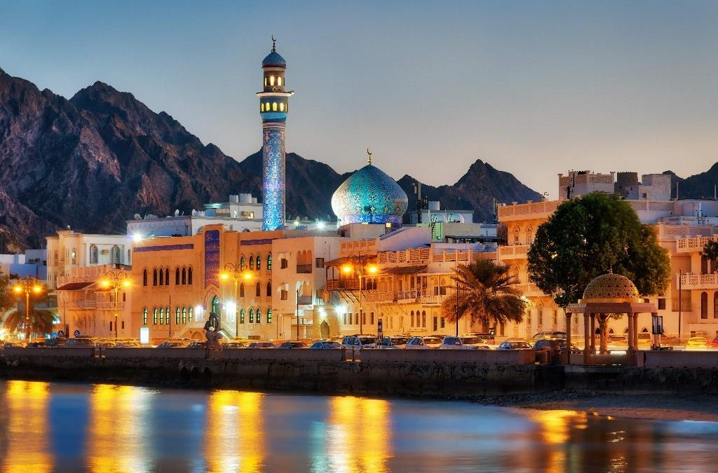 Tek Muscat, the Omani branch of Tek Solar, starts up!