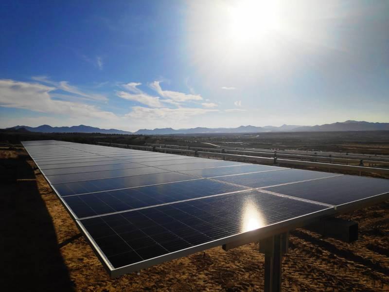 La Pinilla Solar Park