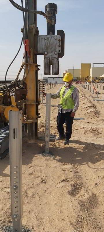 TekSolar_Sweihan Solar Park_Abu Dhabi