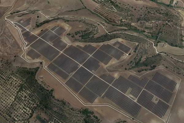 Caltagirone Solar Park