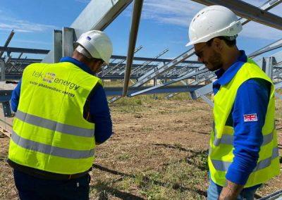 TekSolar_Grafham Solar Plant