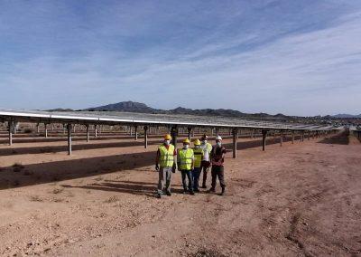 TekSolar_La Pinilla Solar Park_Team