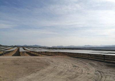 TekSolar_La Pinilla Solar Park_plant view
