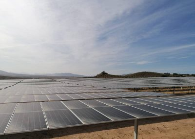 TekSolar_La Pinilla Solar Park_Completed Plant