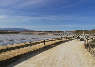 TekSolar_La Pinilla Solar Park_Last Panels