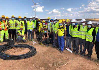 TekSolar_Montesol Solar Park_Team