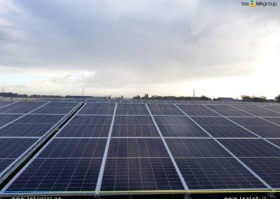 TekSolar_Beemte Solar Park_Panels