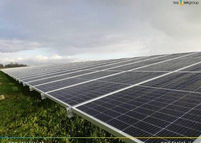 TekSolar_Beemte Solar Park_Photovoltaic Panels
