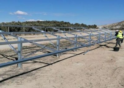 TekSolar_EGA Solar Plant_Mechanical Assembly