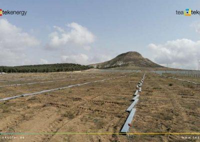 TekSolar_EGA Solar Plant_Piling