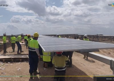 TekSolar_Ceclavin Solar Plant_Last Panel