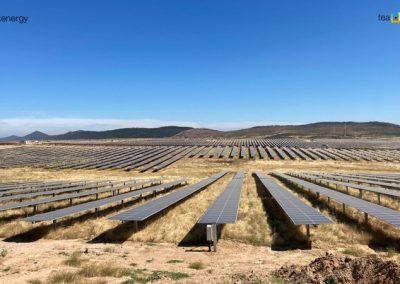 TekSolar_Ceclavin Solar Plant